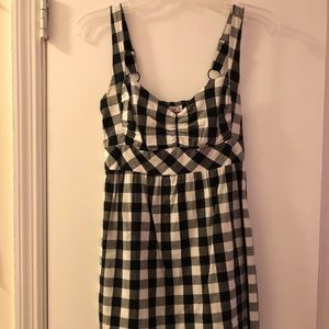 Lucy Love Checkered Dress